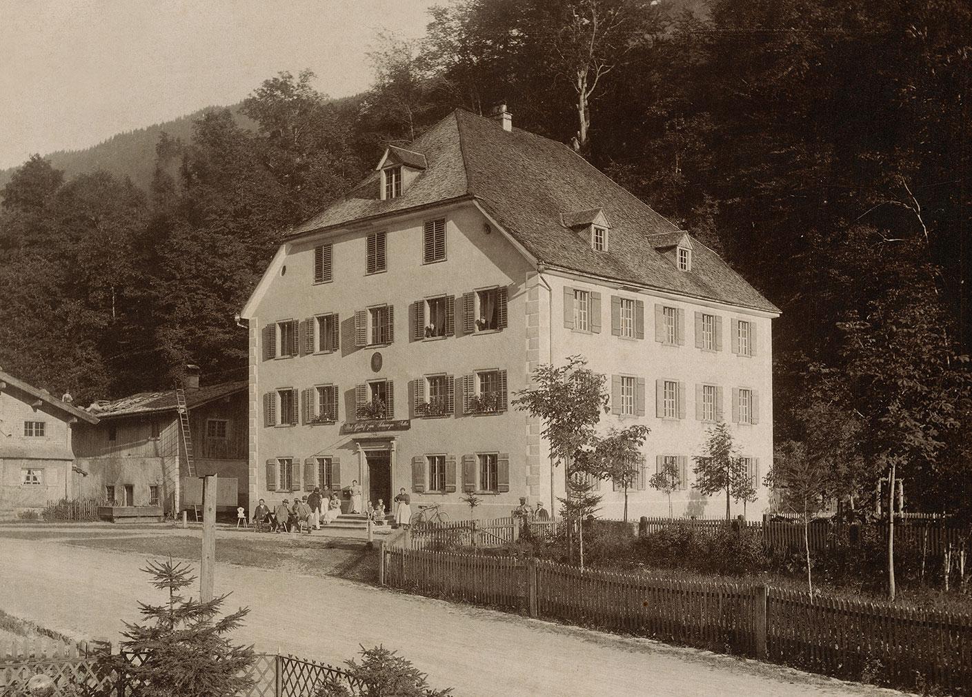 Gasthof-zur-Post_Historie